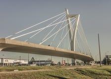 Puente de las Americas in Uruguay Stock Images