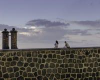 Puente de las Bolas, Arrecife Στοκ εικόνα με δικαίωμα ελεύθερης χρήσης