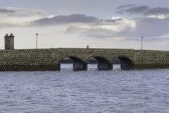 Puente de las Bolas, Arrecife Στοκ φωτογραφίες με δικαίωμα ελεύθερης χρήσης