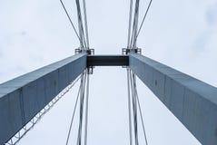 Puente de las columnas Imagenes de archivo
