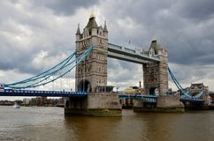 Puente de Londres Foto de archivo libre de regalías