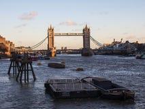 Puente de Londres Fotografía de archivo