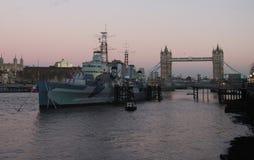 Puente de Londres Foto de archivo