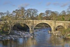 Puente de los diablos Foto de archivo