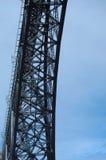Puente de los Dom Luis - Oporto Fotografía de archivo