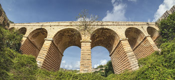 Puente de Madliena Fotos de archivo