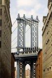 Puente de Manhattan Fotos de archivo