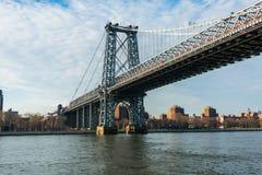 Puente de Manhattan Imágenes de archivo libres de regalías