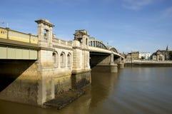 Puente de Medway Foto de archivo