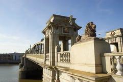 Puente de Medway Imagen de archivo