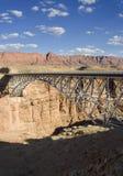 Puente de Navajo Fotografía de archivo libre de regalías
