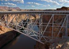 Puente de Navajo Fotos de archivo