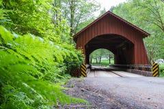 Puente de North Fork Yachats Fotografía de archivo