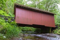 Puente de North Fork Yachats Imagen de archivo libre de regalías