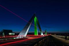 Puente de Odins Foto de archivo libre de regalías