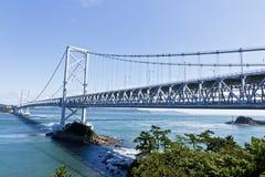 Puente de Onaruto Fotos de archivo libres de regalías