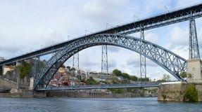 Puente de Oporto Imagen de archivo