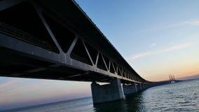 Puente de Oresund, Suecia metrajes