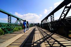 Puente de Pai Imágenes de archivo libres de regalías