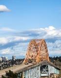 Puente de Pattullo Imágenes de archivo libres de regalías