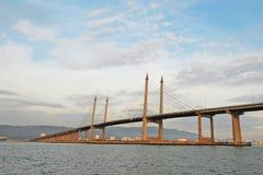 Puente de Penang imagenes de archivo