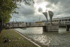 Puente de Peros - Bristol Reino Unido foto de archivo libre de regalías