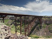 Puente de Perrine Imagenes de archivo