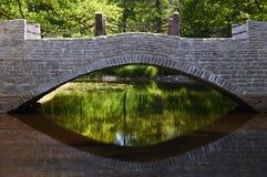 Puente de piedra histórico Imagenes de archivo