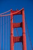 Puente de puerta de oro Imagenes de archivo