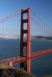 Puente de puerta de oro Imágenes de archivo libres de regalías