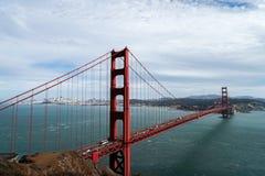 Puente de puerta de oro en San Francisco fotografía de archivo libre de regalías