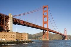 Puente de puerta de oro III Foto de archivo