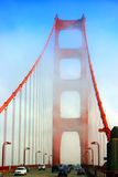 Puente de puerta de oro, San Francisco Imagenes de archivo