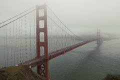 Puente de puerta de oro, San Francisco Imágenes de archivo libres de regalías