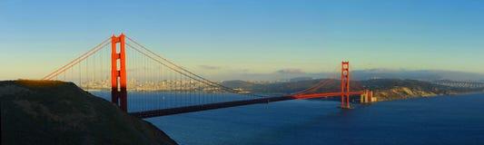 Puente de puerta de oro - San Francisco Fotos de archivo