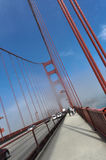 Puente de puerta de oro, San Francisco Foto de archivo