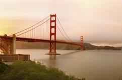 Puente de puerta de oro, San Francisco, California imagenes de archivo