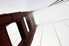 Puente de puerta de oro San Francisco, California Fotos de archivo libres de regalías