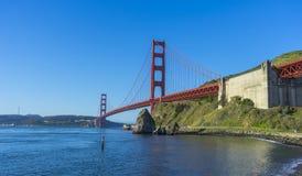 Puente de puerta de oro, San Francisco foto de archivo libre de regalías