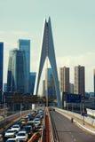 Puente de Qiansimen Imagenes de archivo