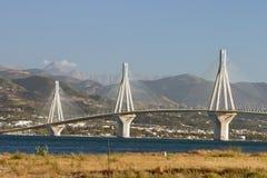 Puente de Río Fotos de archivo libres de regalías