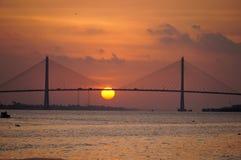 Puente de RachMieu imágenes de archivo libres de regalías