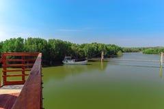 Puente de Raksamae fotos de archivo