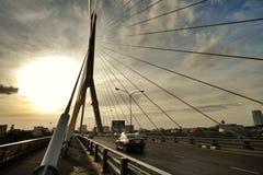 Puente de Rama VIII Imagen de archivo
