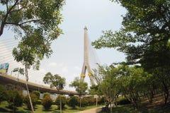 Puente de RamaVII Foto de archivo libre de regalías