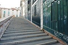 Puente de Rialto. Foto de archivo libre de regalías