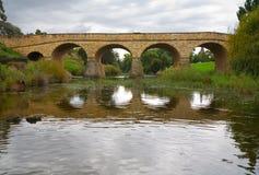 Puente de Richmond Foto de archivo libre de regalías