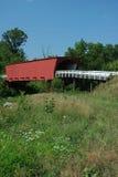 Puente de Roseman en el condado de Madison Imagenes de archivo