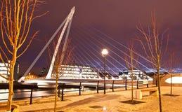Puente de Samuel Beckett Foto de archivo libre de regalías
