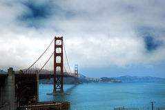 Puente de San Francisco Imágenes de archivo libres de regalías